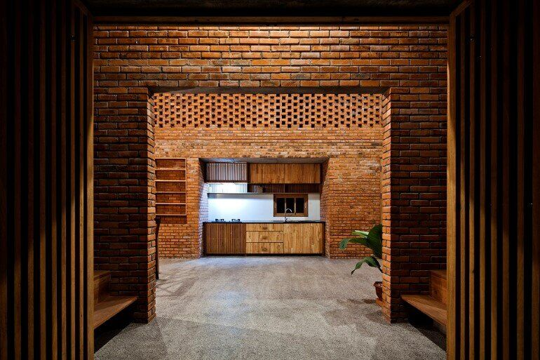 Termitary House Has an Architecture Inspired by Termite Nests (13)