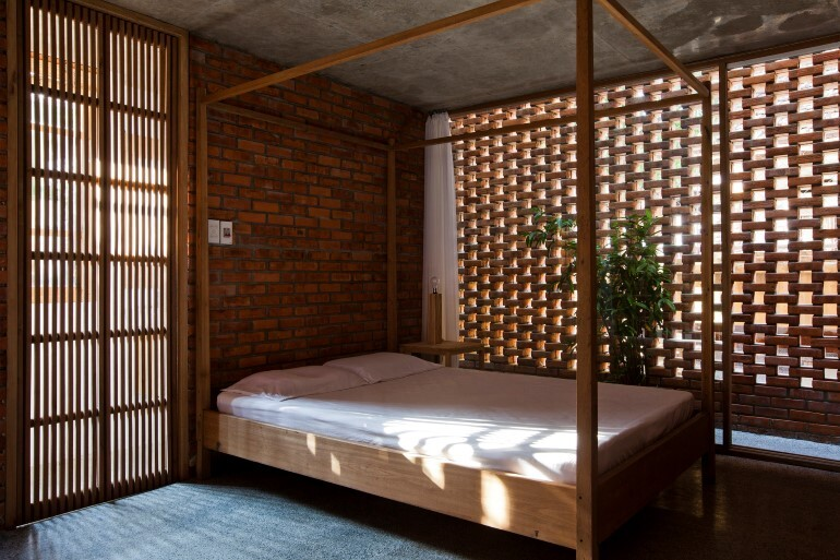 Termitary House Has an Architecture Inspired by Termite Nests (16)