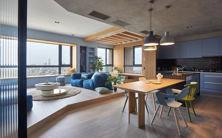 Kaohsiung Family Apartment, Hao Design