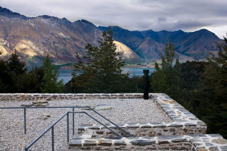 Fearon Hay Architects, roof, alpine house