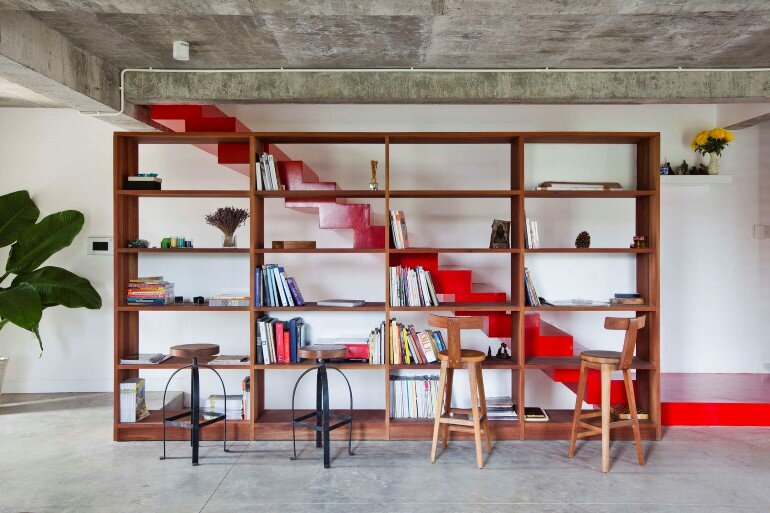 Tropical Suburb House - Revisits the Vernacular South East Asian Stilt House Typology (23)