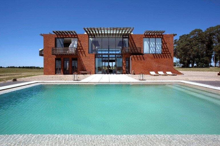 Vacation Home in Uruguay - The Encounter of Sky and Prairie (2)
