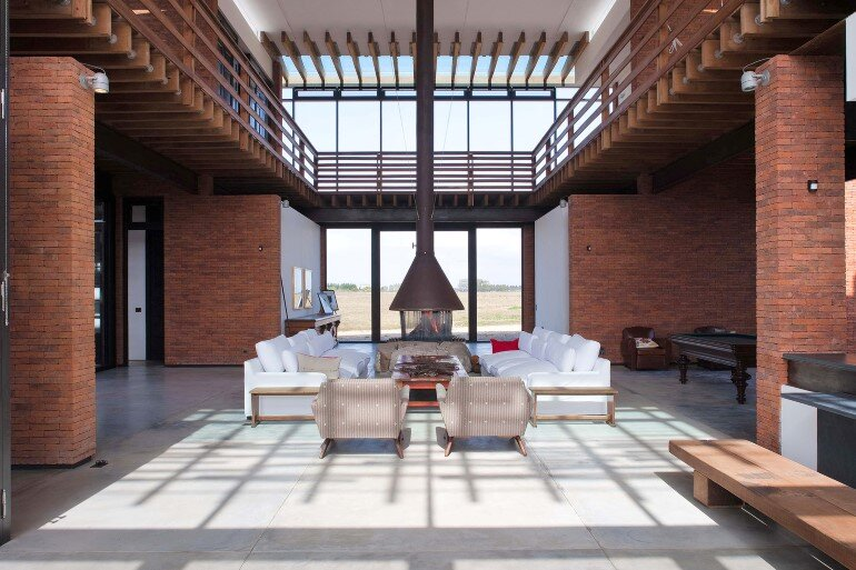 Vacation Home in Uruguay - The Encounter of Sky and Prairie (20)