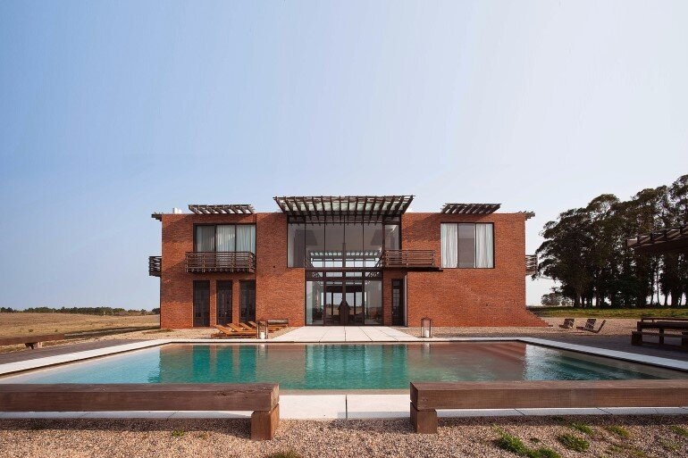 Vacation Home in Uruguay - The Encounter of Sky and Prairie (3)