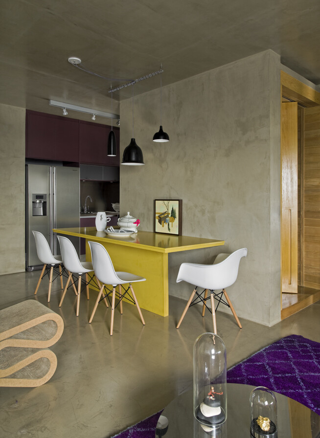 Vila Leopoldina - 70 sqm Integrated Loft for an Modern Lifestyle (4)