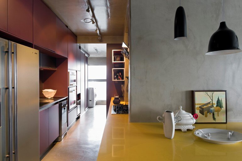 Vila Leopoldina - 70 sqm Integrated Loft for an Modern Lifestyle (8)