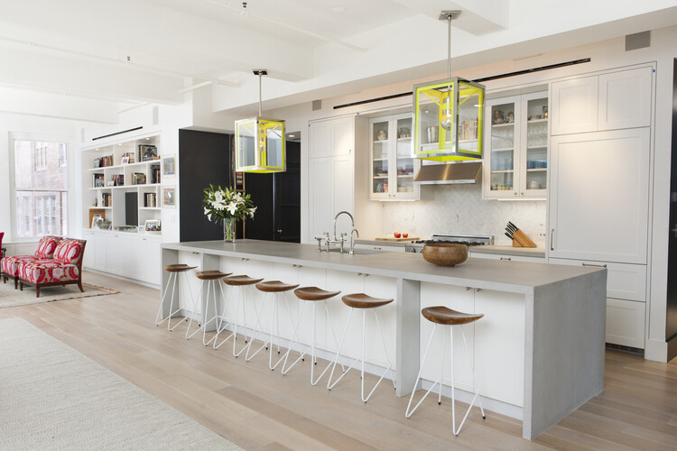 West 29th Street Loft in Silicon Valley for a Family with Four Kids (2)
