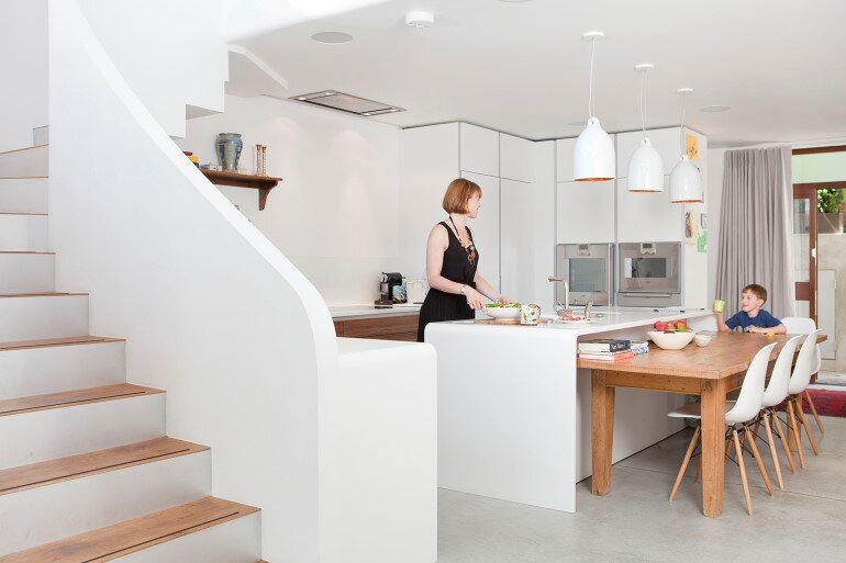 Complete renovation of a Victorian terrace house, West Hampstead (2)