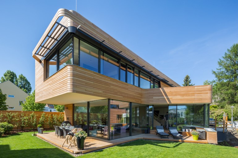 Plus-Energy Houses / Environment-friendly buildings by GRAFT (14)