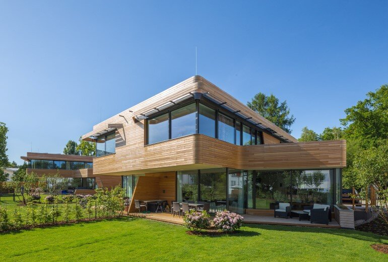 Plus-Energy Houses / Environment-friendly buildings by GRAFT (2)
