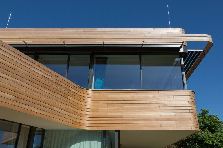 Plus-Energy Houses / Environment-friendly buildings by GRAFT (3)
