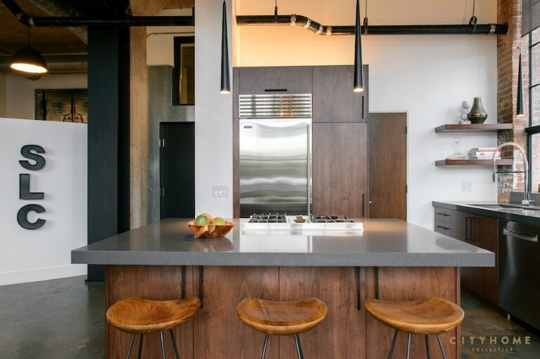 Industrial Loft With Gothic Accents in Salt Lake City (6)
