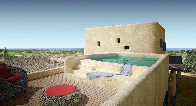 Is Molas Resort Complex in Sardinia, Italy (10)
