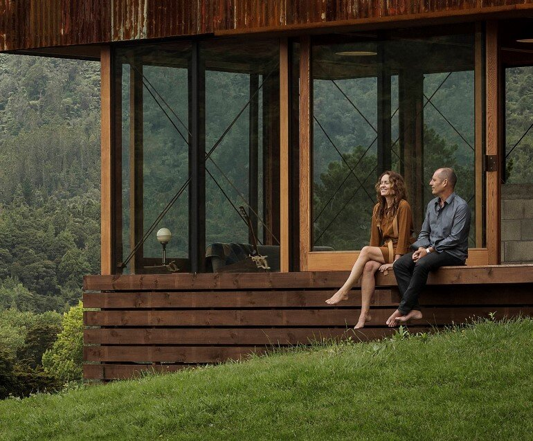 K Valley House - A Retreat for Film Makers by Herbst Architects (1)