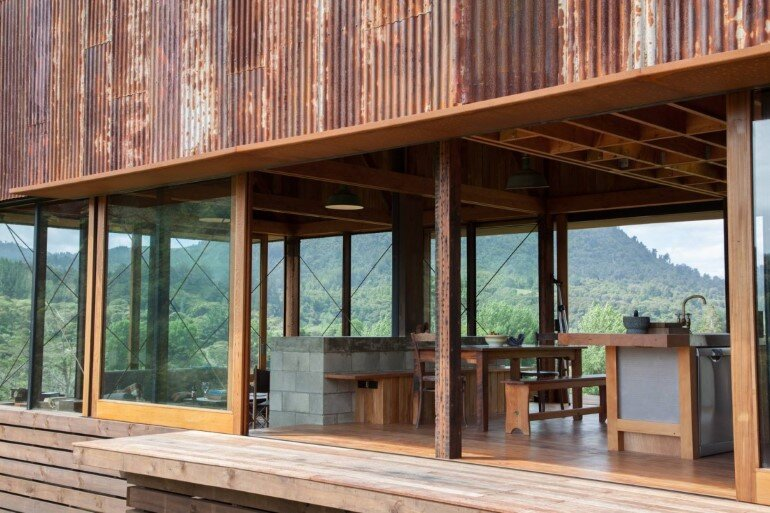 K Valley House - A Retreat for Film Makers by Herbst Architects (5)