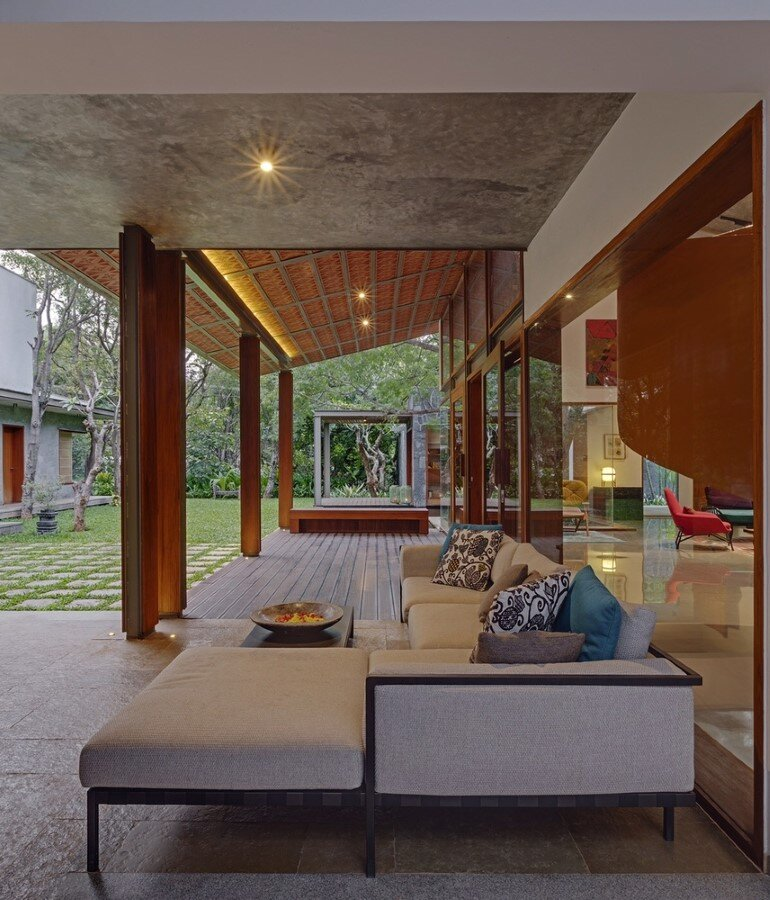 Krishnan house by Khosla Associates (10)