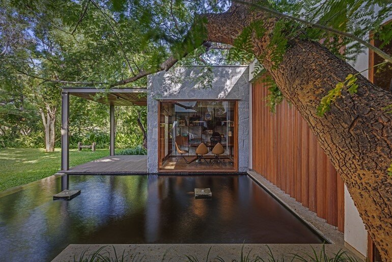 Krishnan house by Khosla Associates (19)