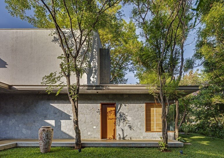 Krishnan house by Khosla Associates (20)