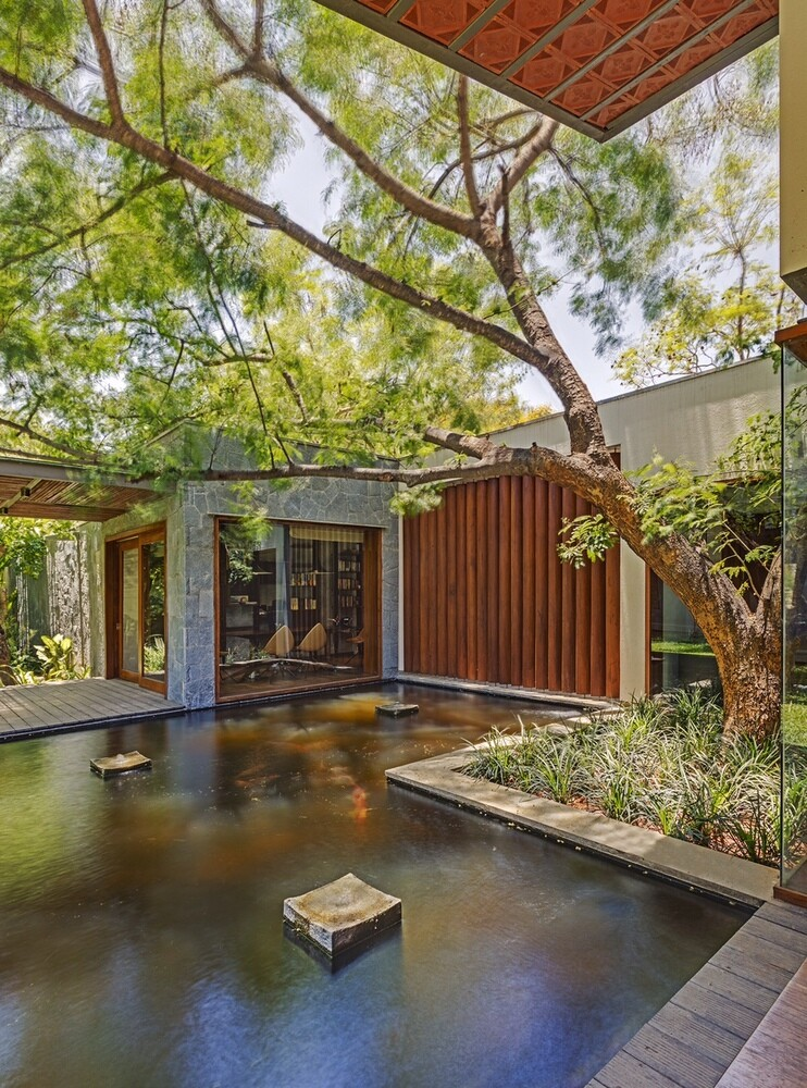Krishnan house by Khosla Associates (8)