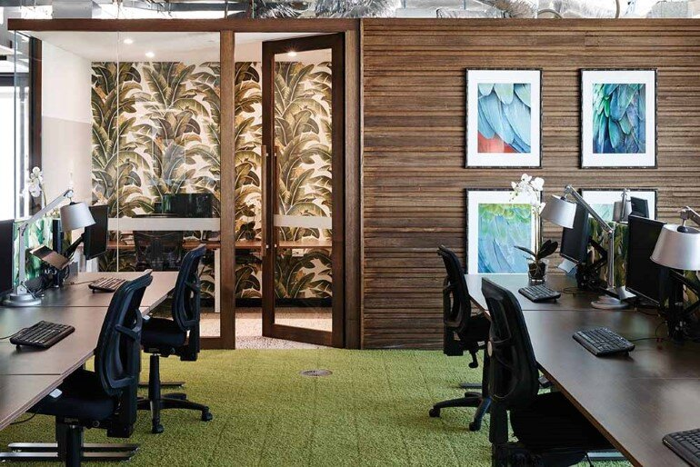 New Office Space for Porter Davis, a Housing Company in Melbourne (13)
