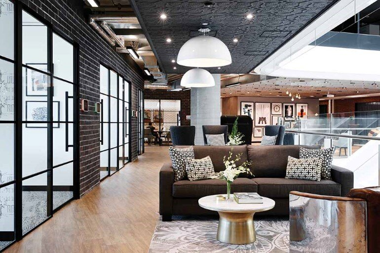 New Office Space for Porter Davis, a Housing Company in Melbourne (3)