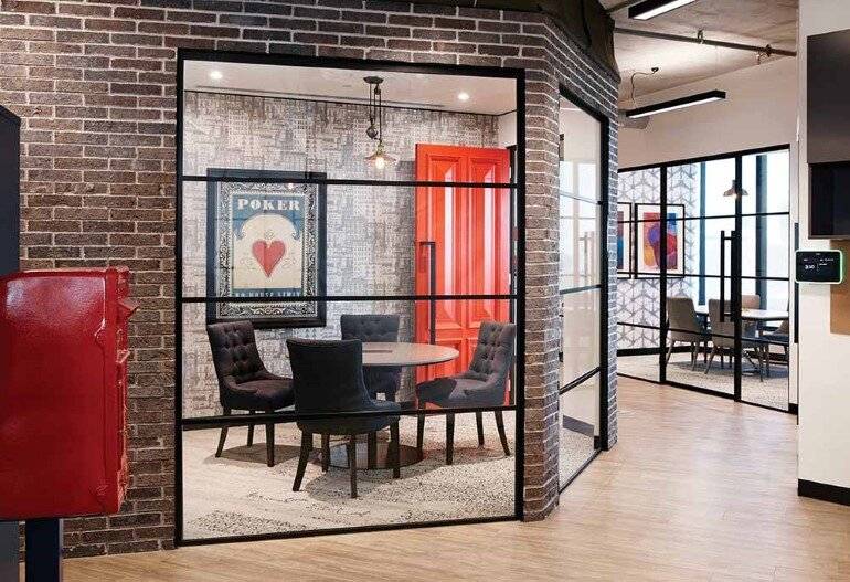 New Office Space for Porter Davis, a Housing Company in Melbourne (5)