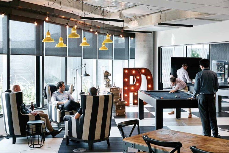 New Office Space for Porter Davis, a Housing Company in Melbourne (7)