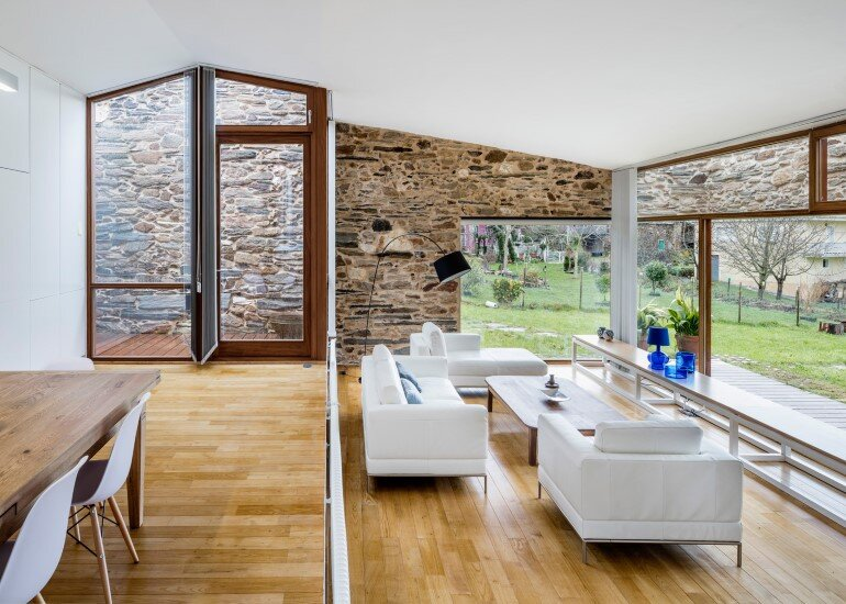 Old Stone Winery Transformed into a New Home (2)