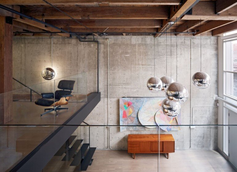 Oriental Warehouse Loft - a Complete Reconfiguration and Renovation of a Loft Apartment (4)