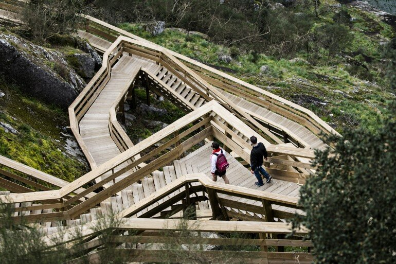 Paiva Walkways Embraces the Paiva River Providing an Unique Experience  (7)