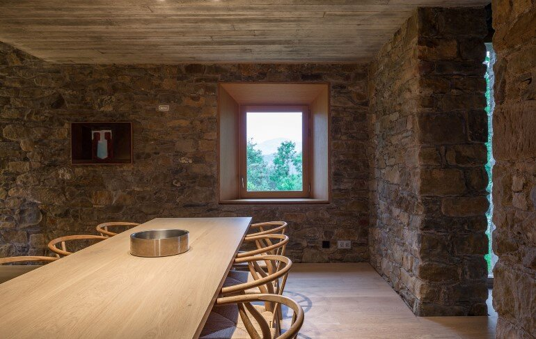 Rebuilding and Extension of the Farmhouse Can Calau (16)