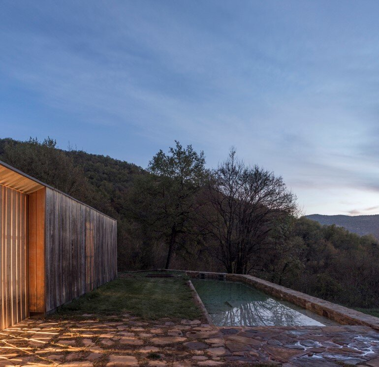 Rebuilding and Extension of the Farmhouse Can Calau (3)