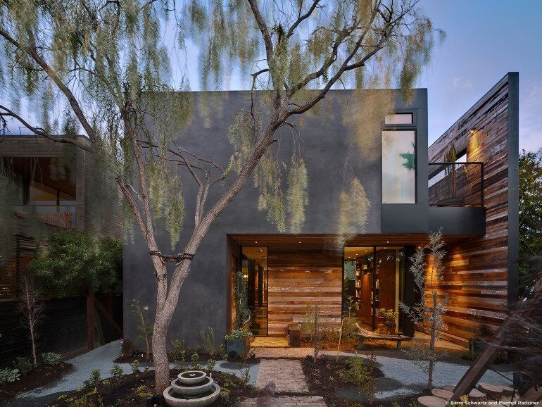 Sela Residence Was Designed for a Young Family in Venice, California (1)
