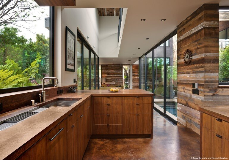 Sela Residence Was Designed for a Young Family in Venice, California (4)