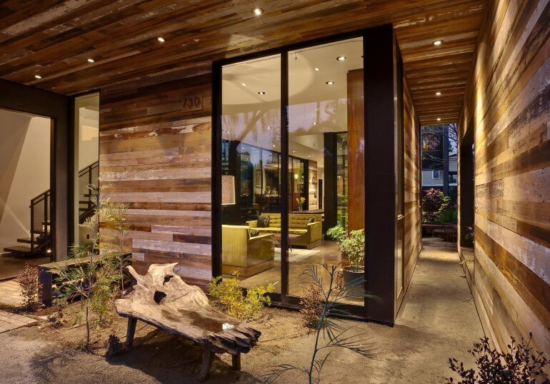 Sela Residence Was Designed for a Young Family in Venice, California (7)