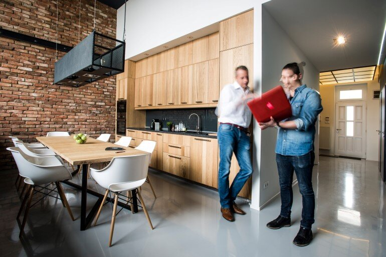 Studio Loft Apartment in Downtown Budapest (1)