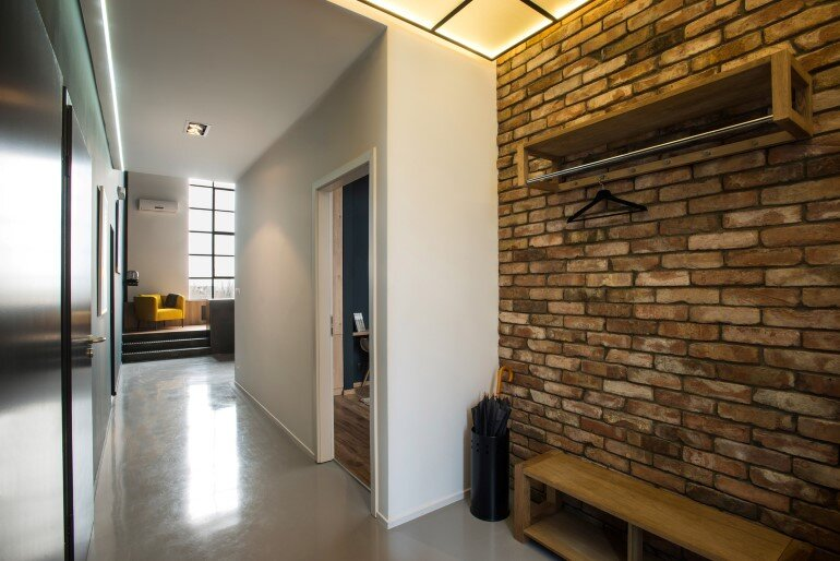 Studio Loft Apartment in Downtown Budapest (13)