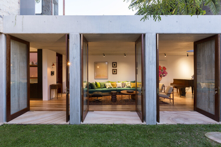 Terrace House in Paddington by Aileen Sage Architects (13)