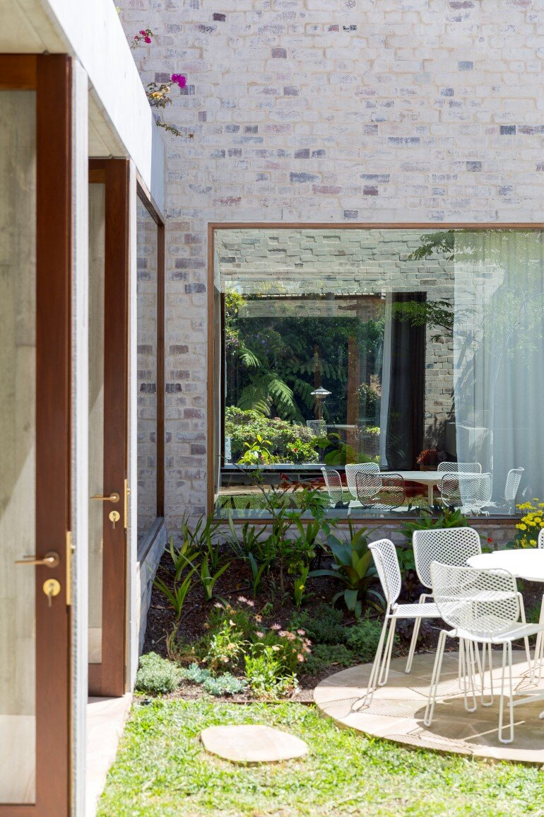 Terrace House in Paddington by Aileen Sage Architects (2)