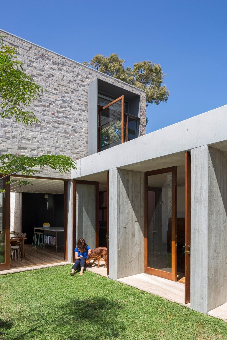 Terrace House in Paddington by Aileen Sage Architects (4)