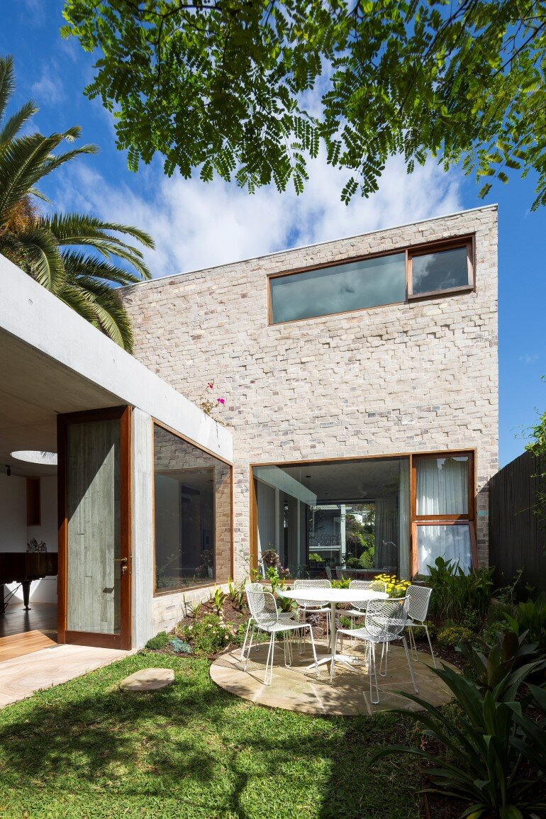 Terrace House in Paddington by Aileen Sage Architects (5)