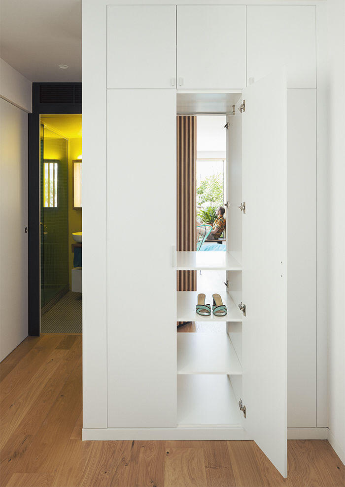 The apartment Zafra is an Oasis with Mediterranean Ambiance in Downtown Madrid (14)