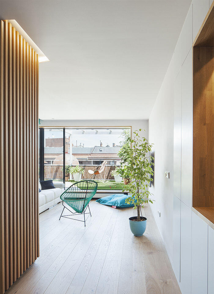 The apartment Zafra is an Oasis with Mediterranean Ambiance in Downtown Madrid (15)