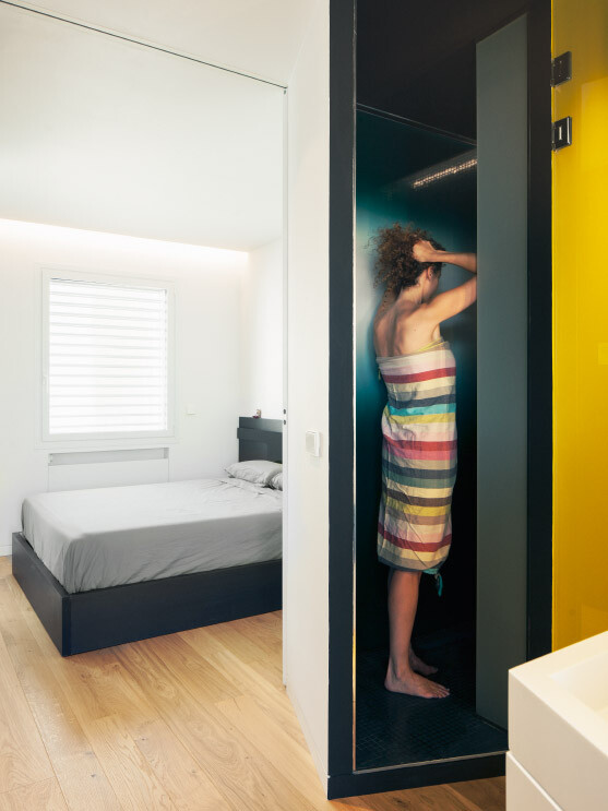 The apartment Zafra is an Oasis with Mediterranean Ambiance in Downtown Madrid (6)