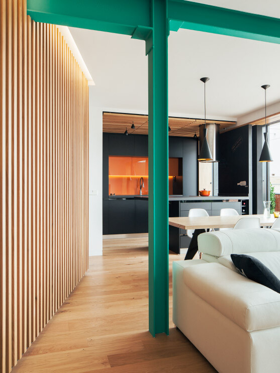 The apartment Zafra is an Oasis with Mediterranean Ambiance in Downtown Madrid (8)