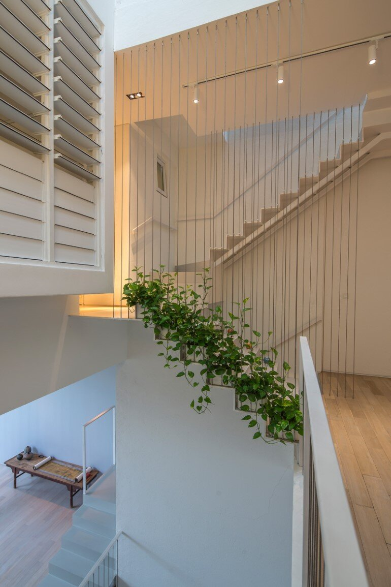 This Open House Gives You the Feeling That You Are in a Boundless Garden (13)