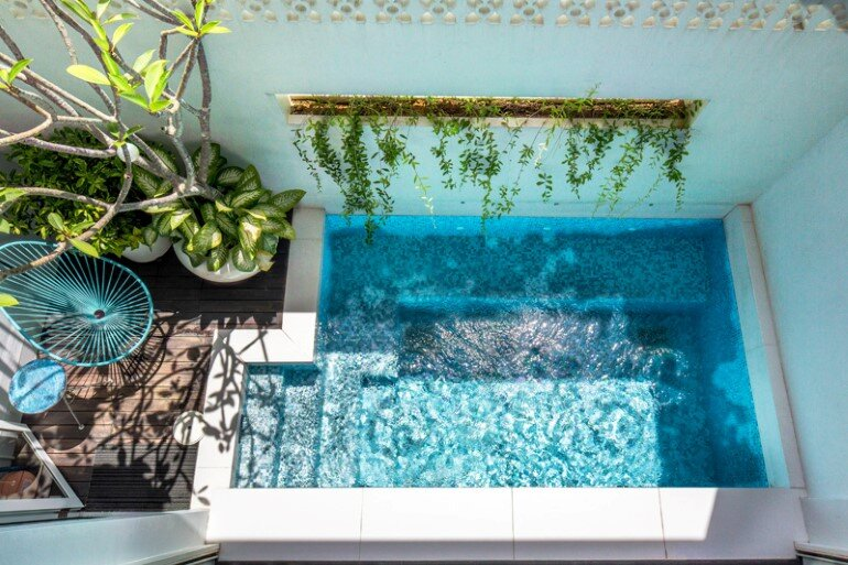 This Open House Gives You the Feeling That You Are in a Boundless Garden (3)
