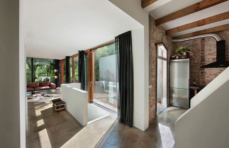 Transformation and Expansion of a Railway House 5