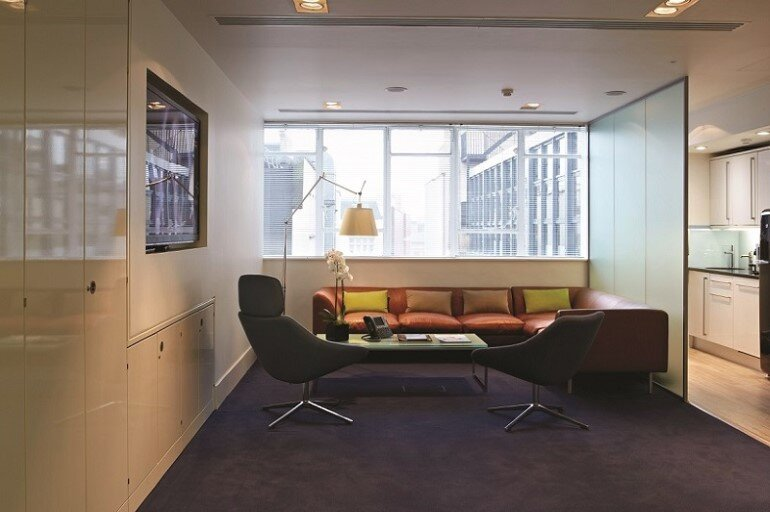Transformation of Global Radio HQ's Interior Space by Woodhouse Workspace (1)