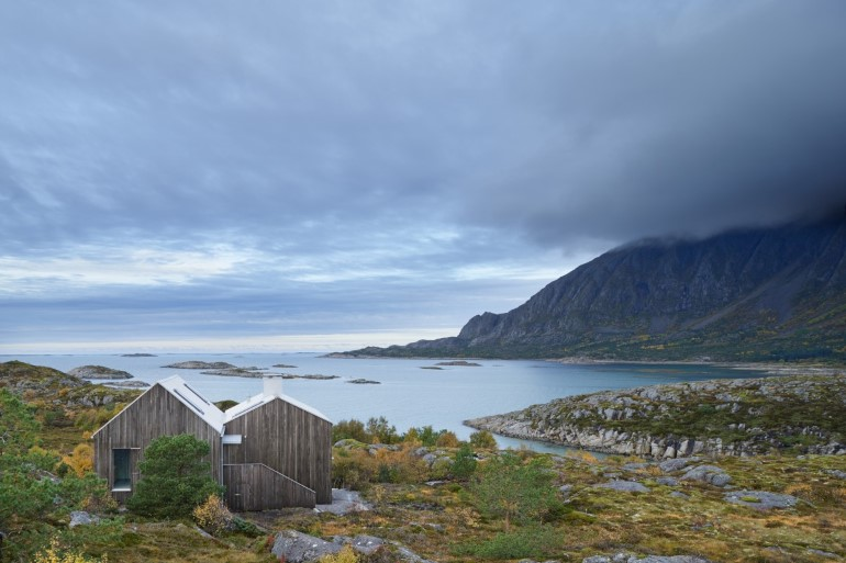 Vega Cottage, Not Far From the Polar Circle (1)